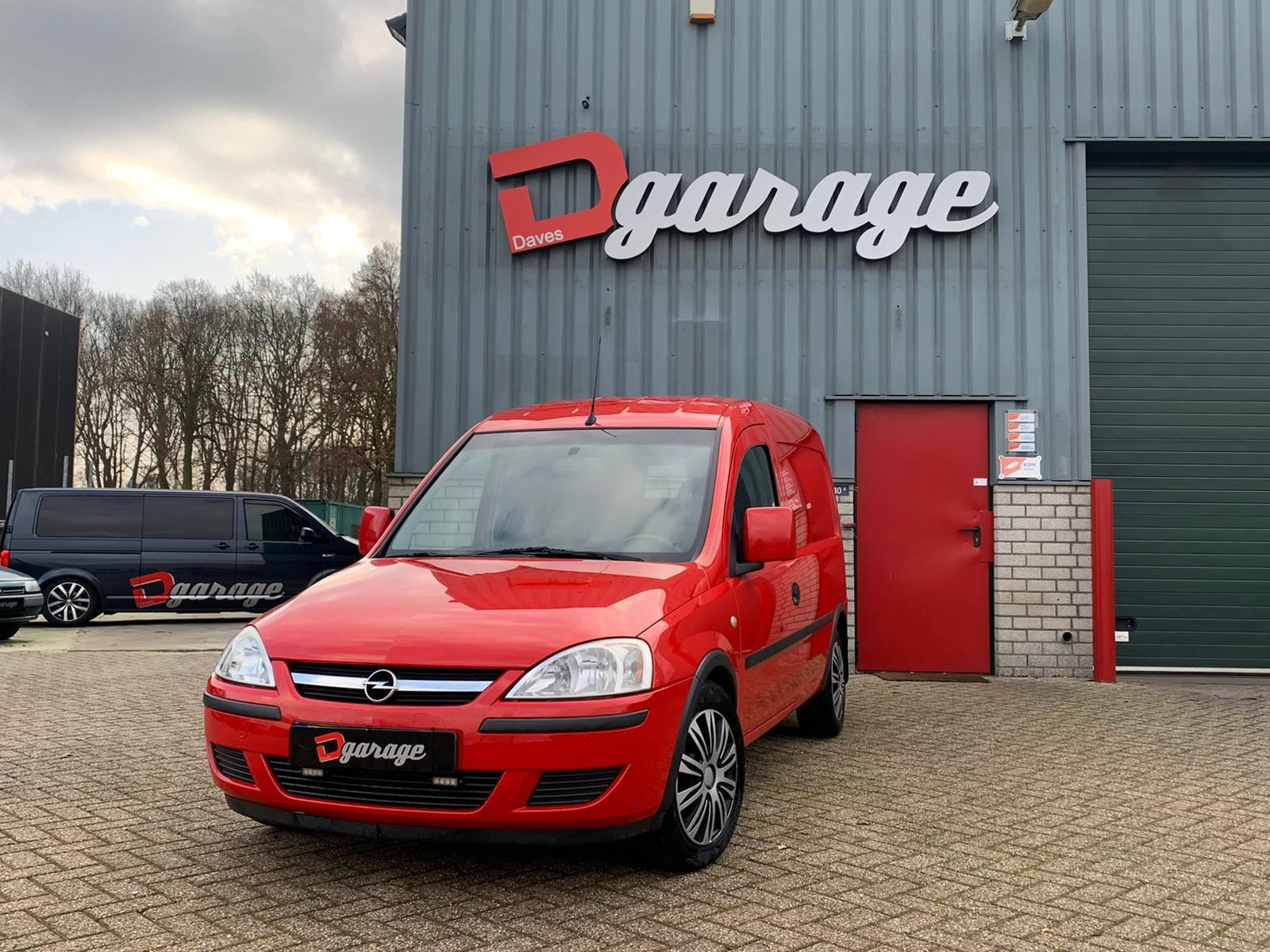 Opel Combo occasion - Dave's Garage