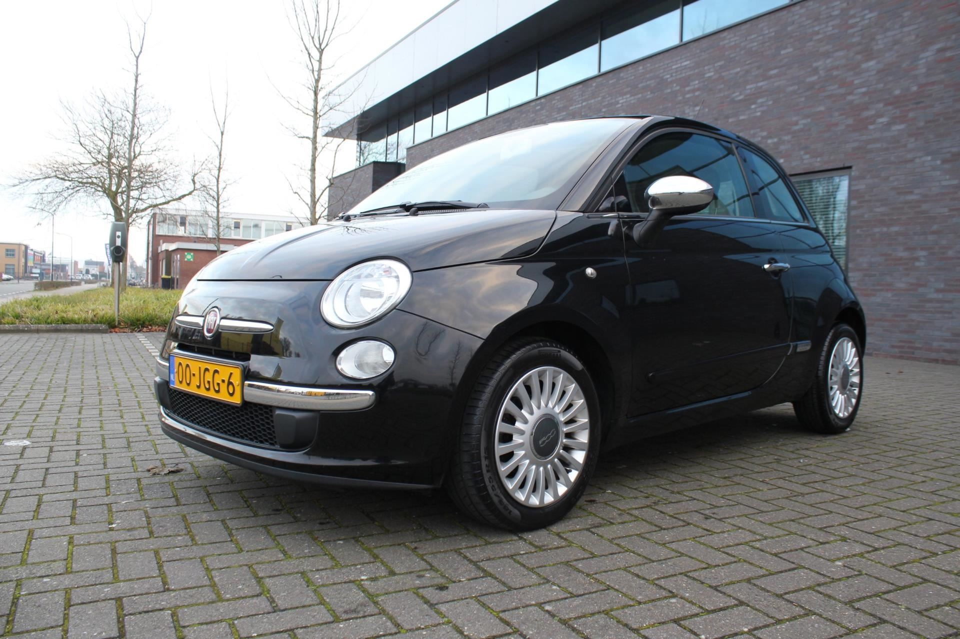 Fiat 500 occasion - Autoflex Grootebroek