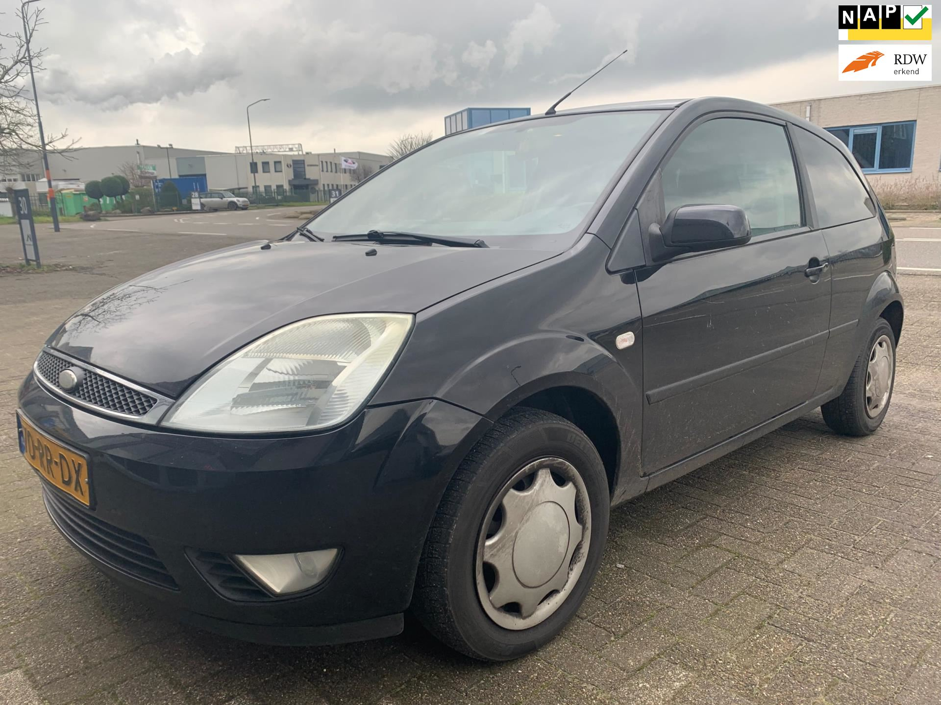 Ford Fiesta occasion - LuCars