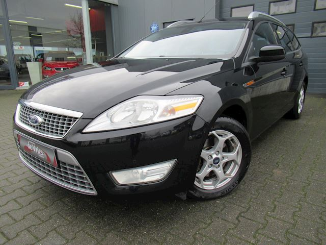 Ford Mondeo Wagon 2.0-16V Limited / Lmv / Clima / Navi / Cruise / Pdc / Trekhaak