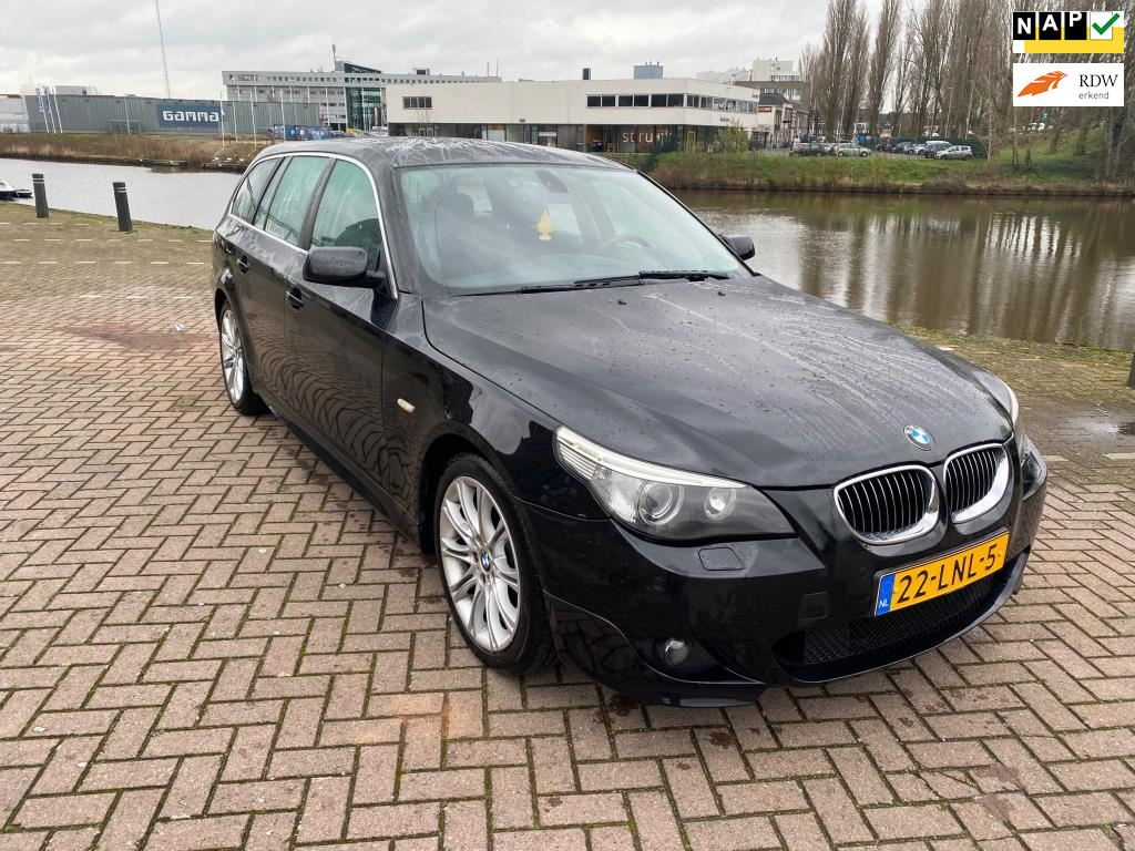 BMW 5-serie Touring occasion - ML Cars - 's-Hertogenbosch