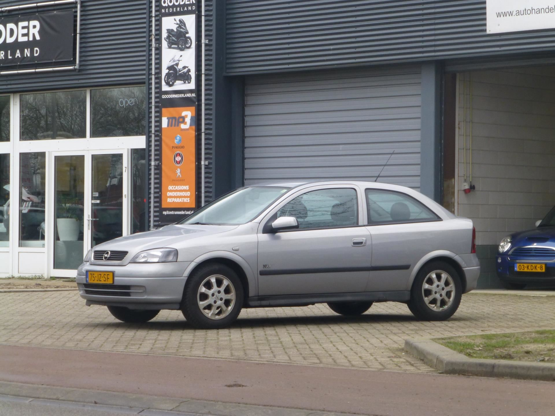 Opel Astra occasion - Autohandel Prins