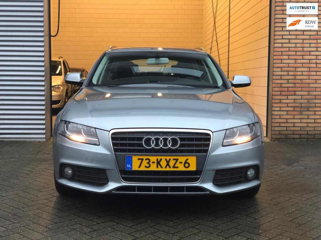 Audi A4 Avant occasion - HRA Auto Service