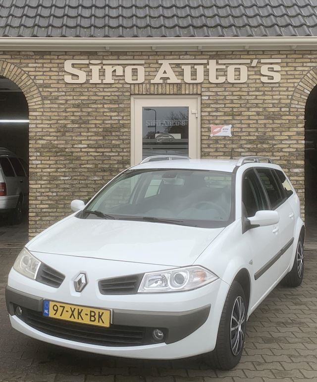 Renault Mégane Grand Tour 1.6-16V Business Line Bj 2007 Let op Koopje