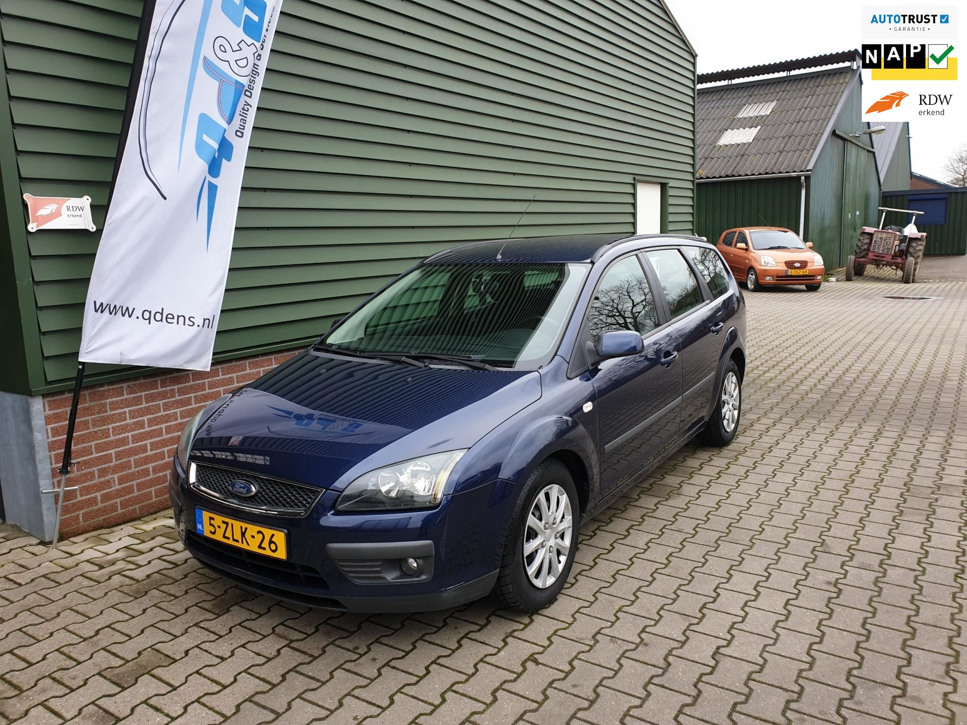 Ford Focus Wagon occasion - Quality Design & Services