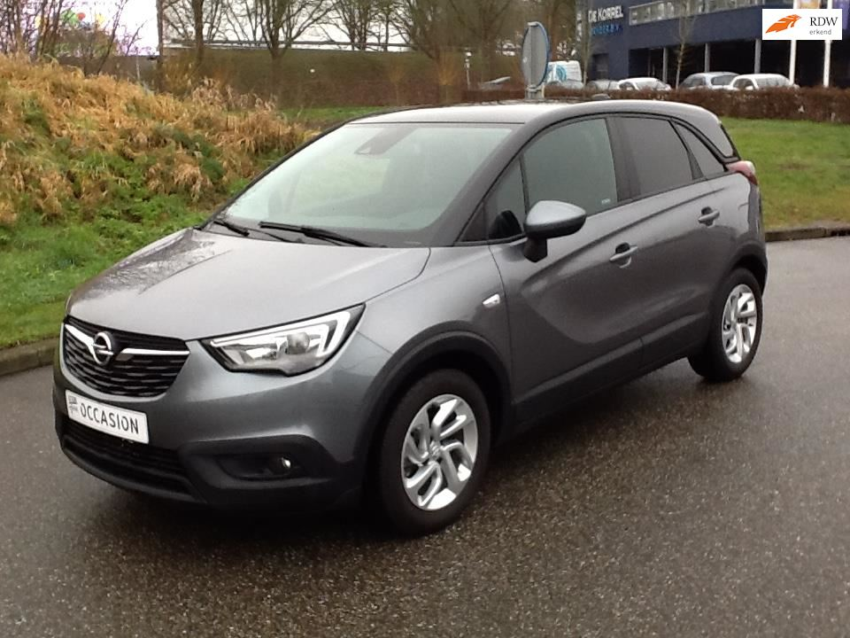Opel Crossland X occasion - FY Auto's B.V.