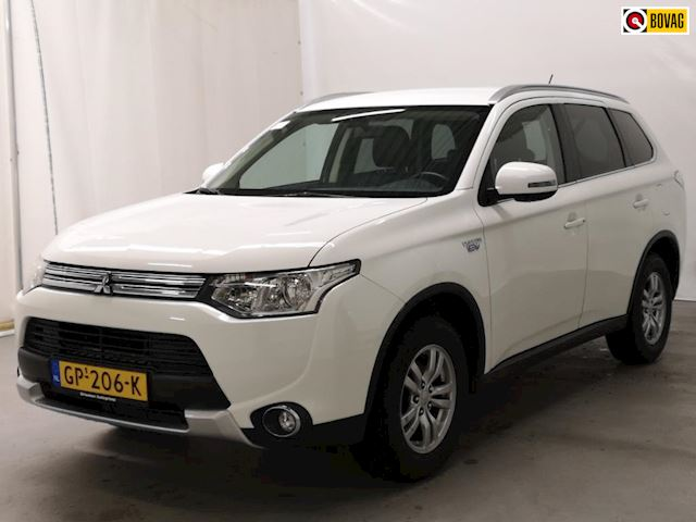 Mitsubishi Outlander 2.0 PHEV Business Edition X-Line