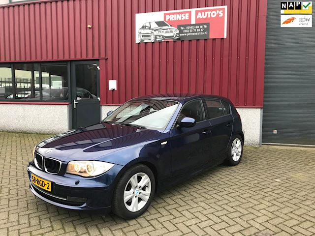 BMW 1-serie 116i EffDyn. Ed. Business Line Ultimate Edition