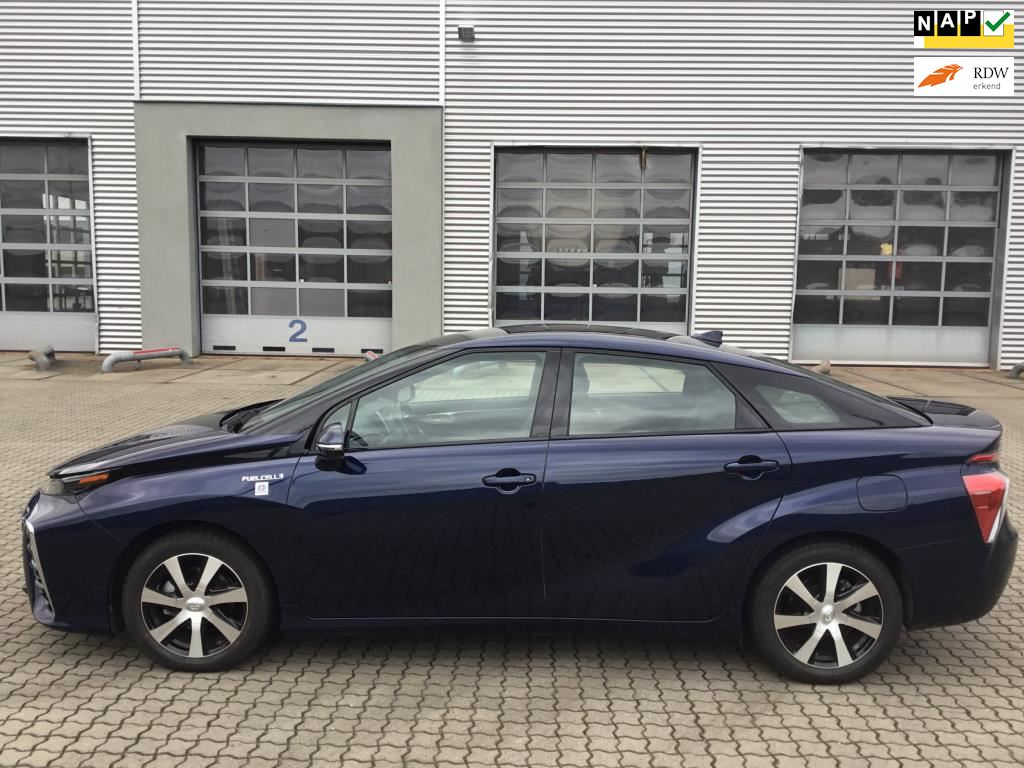 Toyota Mirai occasion - Ebby Road