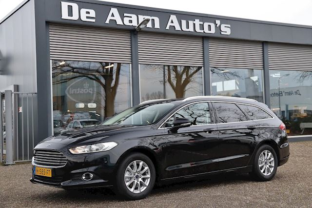 Ford Mondeo Wagon 1.5 Automaat Navi Cruise