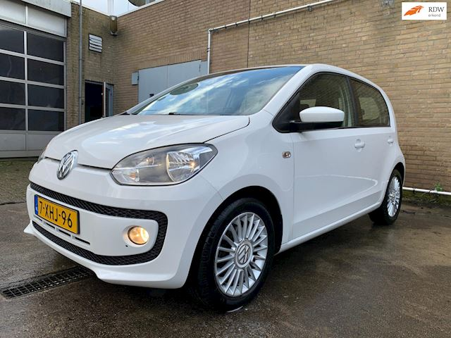 Volkswagen Up! 1.0 high up! BlueMotion 5 deuren / Navigatie
