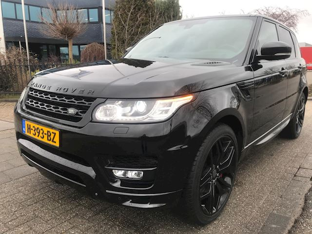 Land Rover Range Rover Sport 3.0 SDV6 Autobiography Dynamic 306 pk voll opties