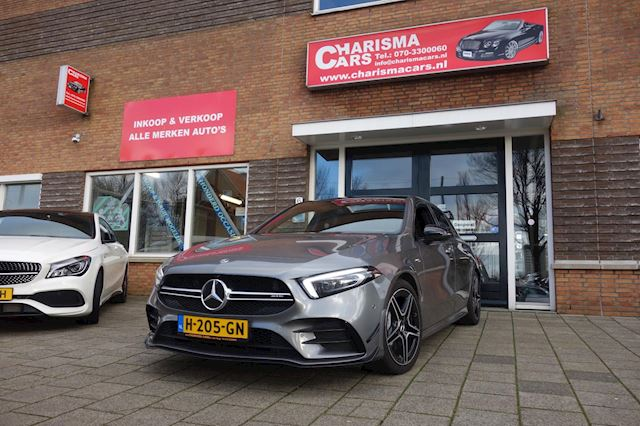 Mercedes-Benz A-klasse A35 AMG |PANORAMA/FULL-OPTION