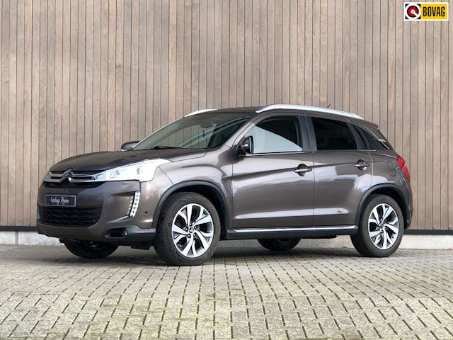 Citroen C4 Aircross 1.6 HDi Exclusive *Panorama & Xenon*