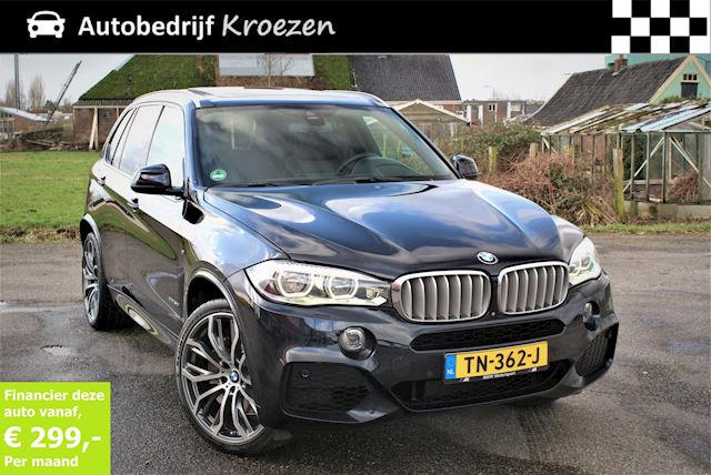 BMW X5 xDrive50i High Executive * M Pakket * Pano Dak * Head-Up * 360 Camera * Vol leder *