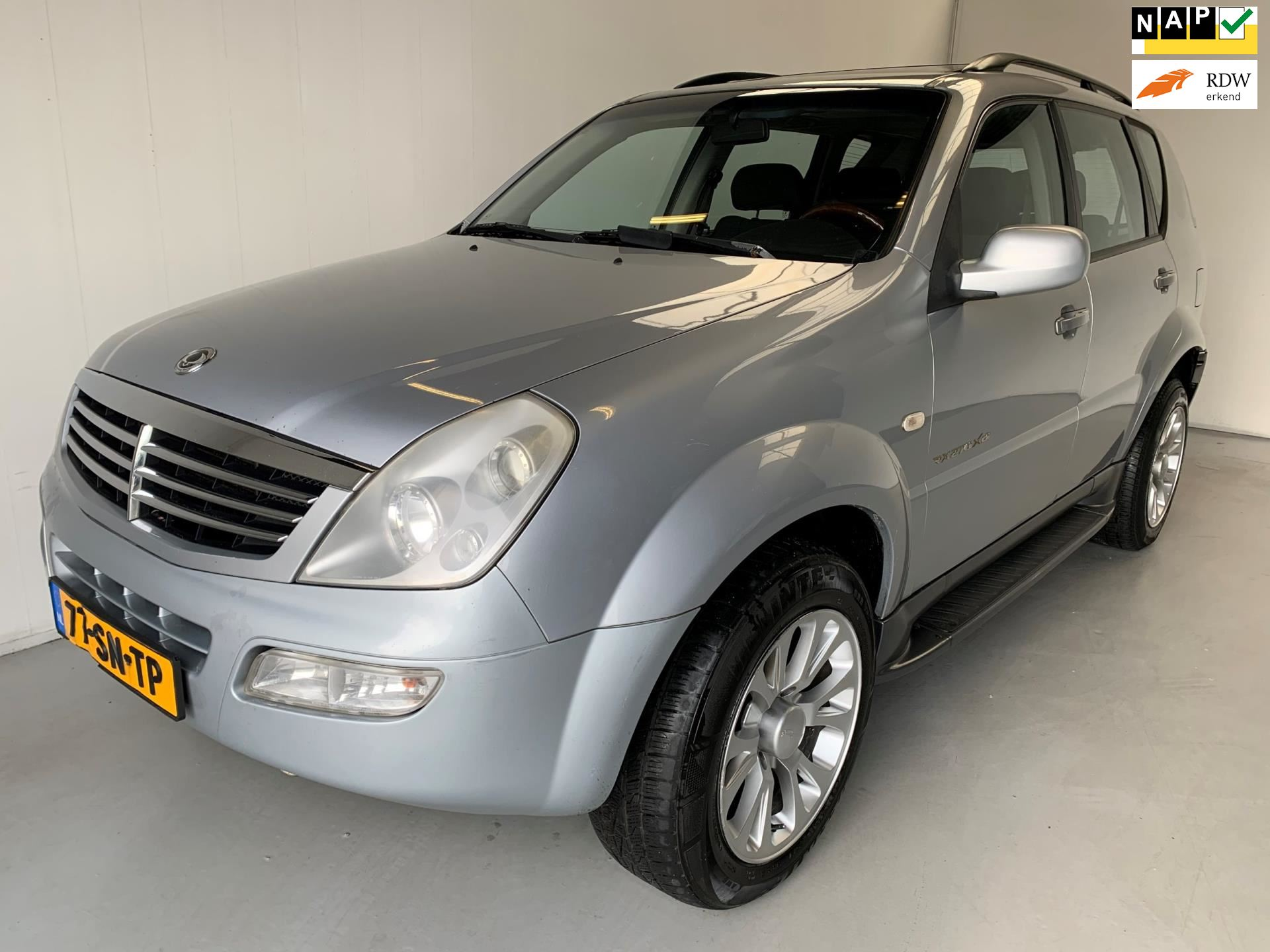 SsangYong Rexton occasion - Autobedrijf Leeuwis B.V.