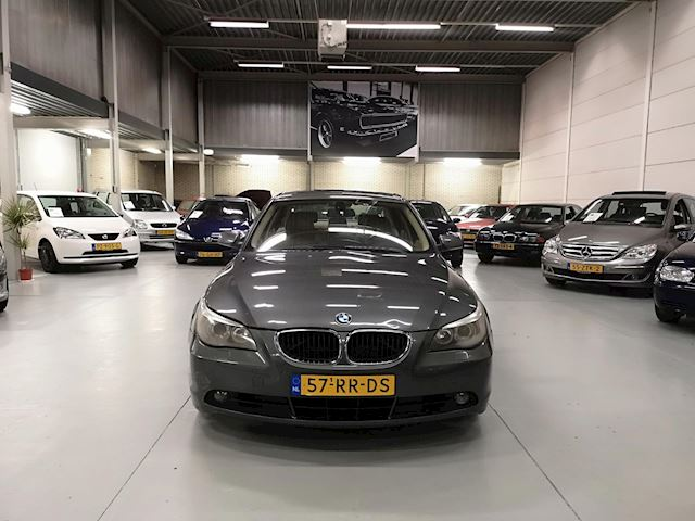 BMW 525d occasion - Chef Cars