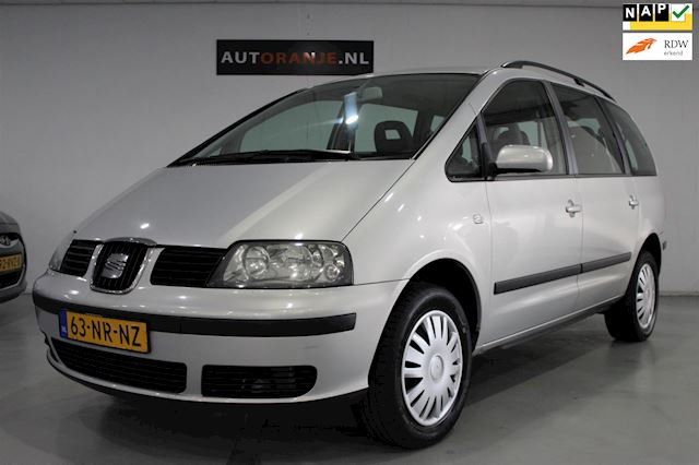 Seat Alhambra 2.0 Stella 7p, Cr Control, APK, Nette Staat!!