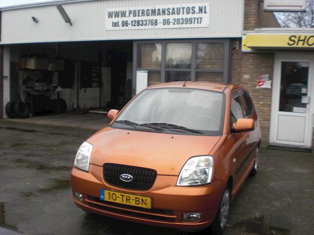 Kia Picanto 1.0 Light 140665 KM-NAP-APK 28-02-21-BJ 06-02-07-