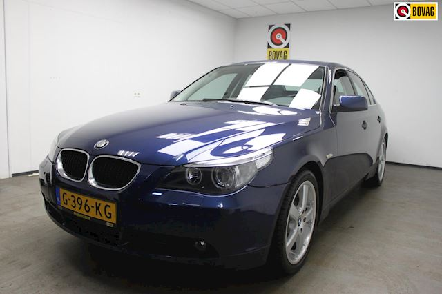 BMW 5-serie occasion - Autoservice Axacars