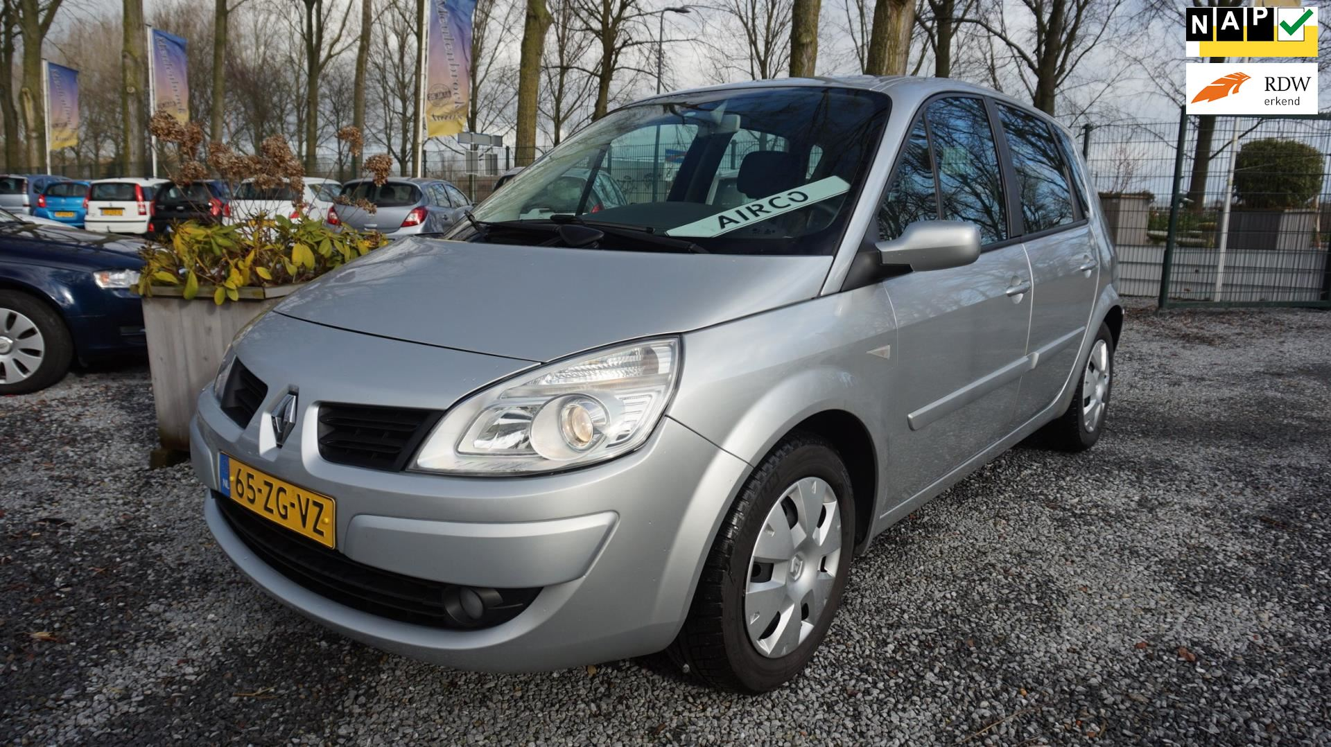 Renault Scénic occasion - Ferry Meulenbroek Auto's