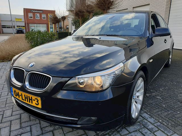 BMW 5-serie 520i Corporate Lease Business Line Edition I SportLeder Navi 1e Eigenaar
