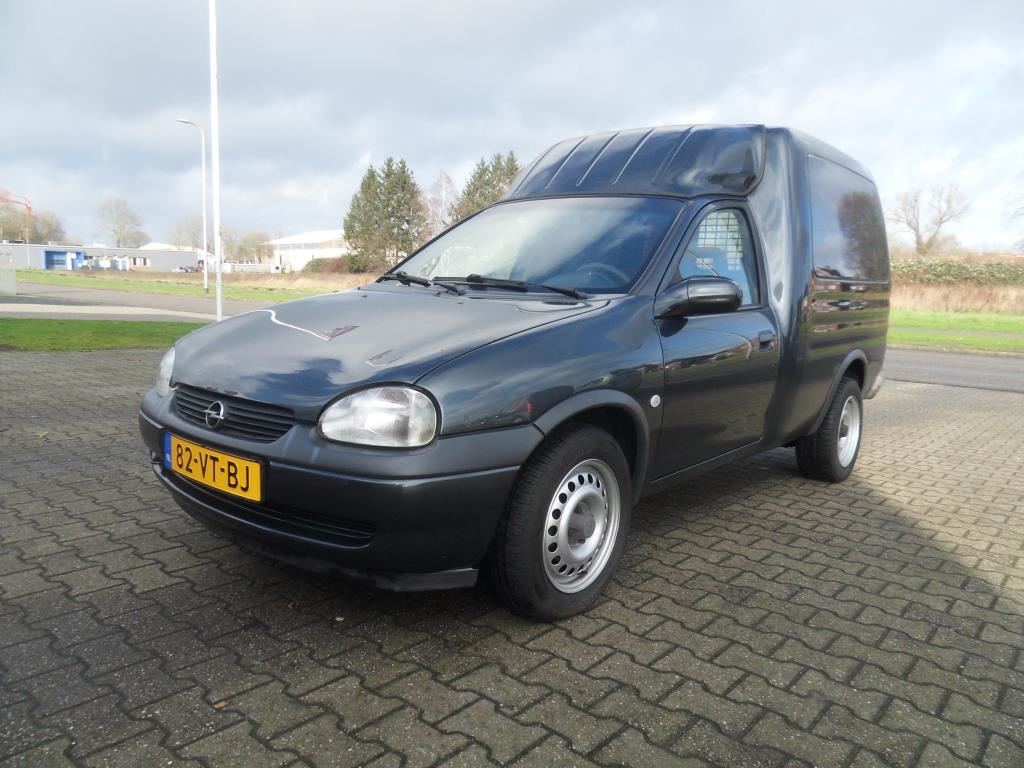 Opel Combo occasion - Luttmer Autoservice