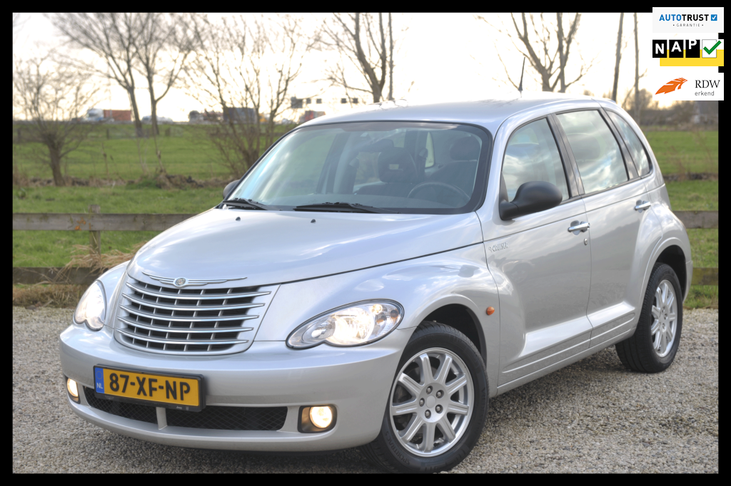 Chrysler PT Cruiser occasion - Pauw Auto's