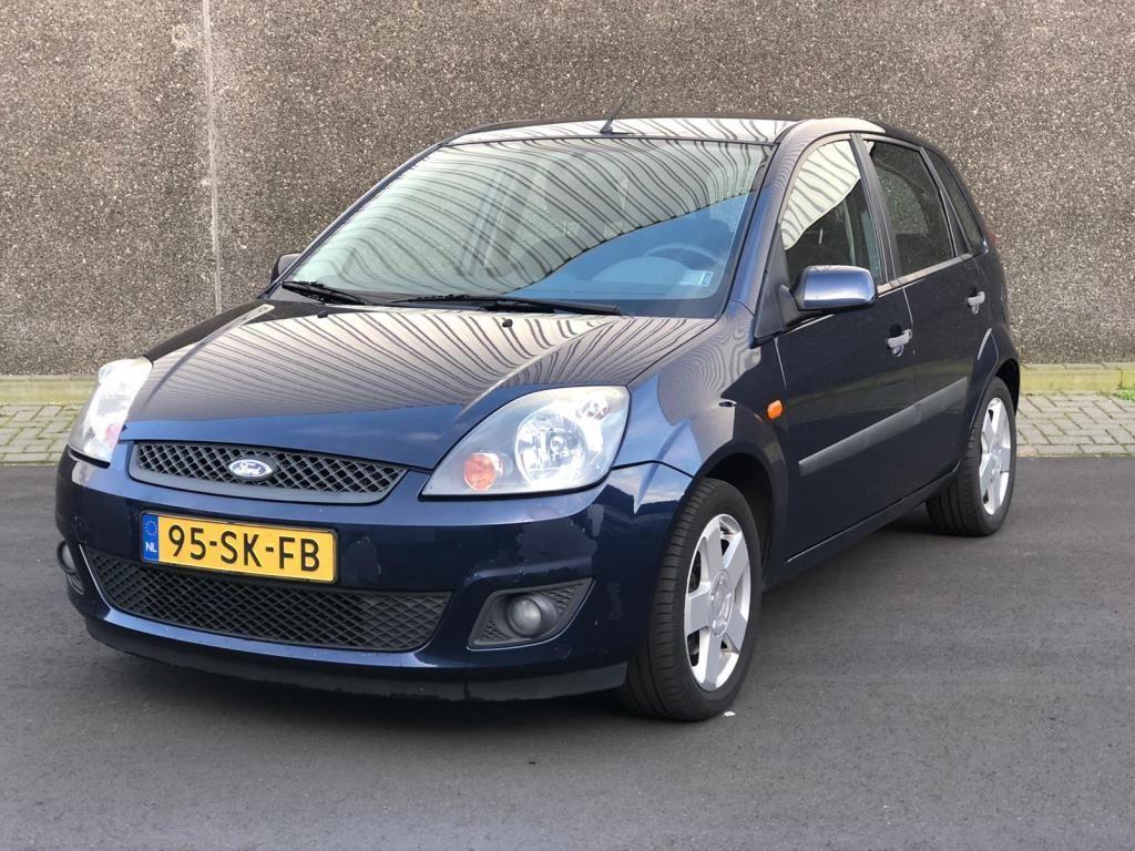 Ford Fiesta occasion - De Reus Auto's