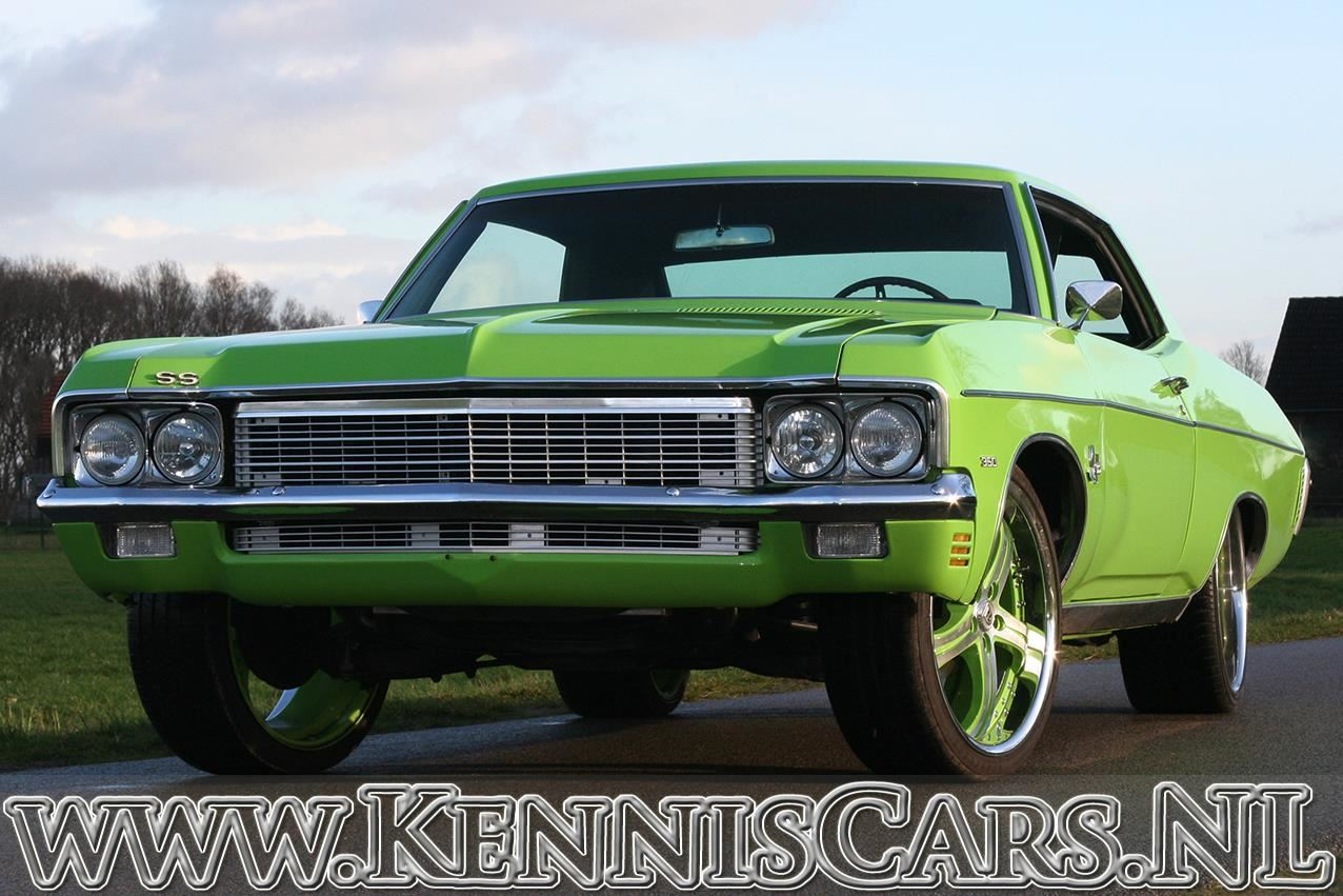 Chevrolet 1969 Impala Hardtop Coupe occasion - KennisCars.nl