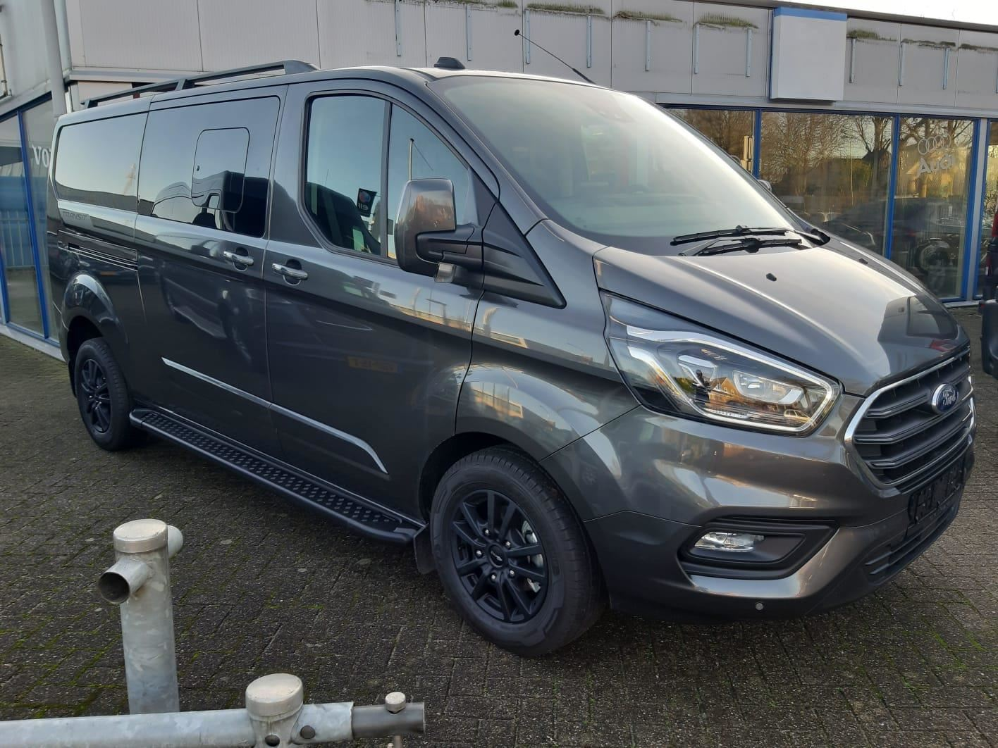 Ford Transit Custom occasion - Rob v/d Heuvel Auto's