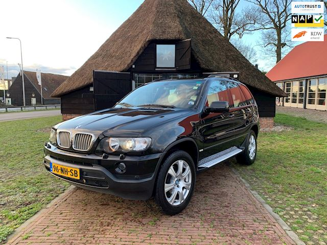 BMW X5 3.0i Executive in nette staat!