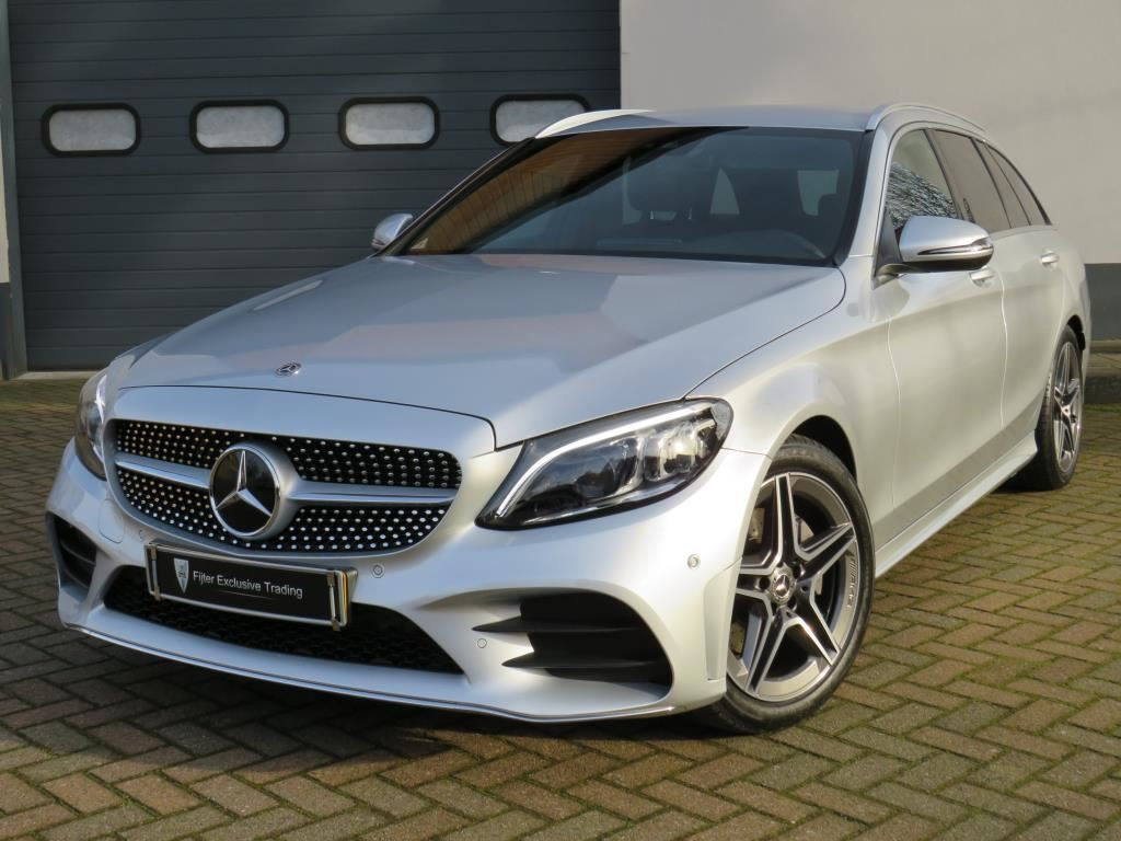 Mercedes-Benz C-klasse Estate occasion - Fijter Exclusive Trading