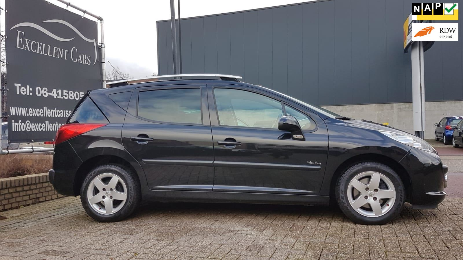 Peugeot 207 SW occasion - Excellent Cars