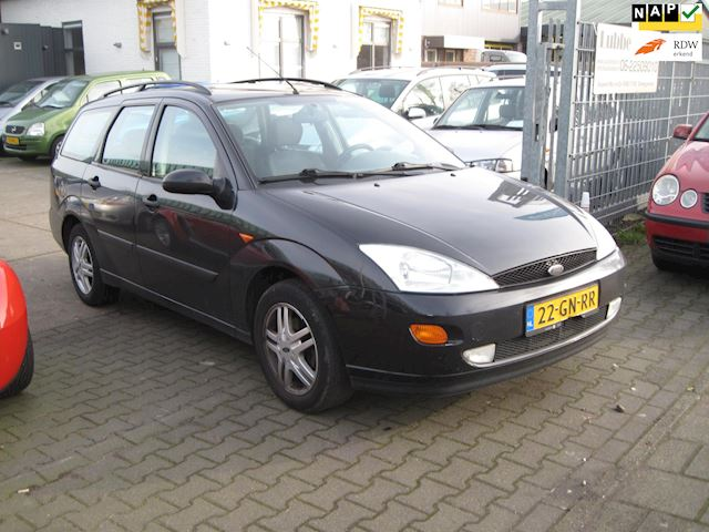Ford Focus Wagon 1.6-16V Collection st bekr cv airco elek pak nap apk