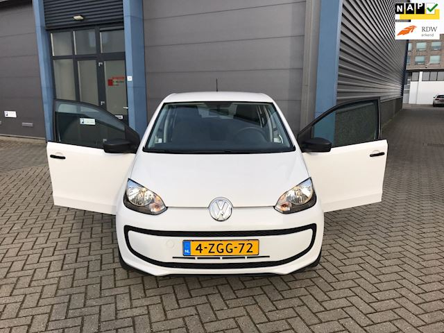 Volkswagen Up! 1.0 take up! BlueMotion Airco, Nwe APK, 5drs, Dealer onderhouden