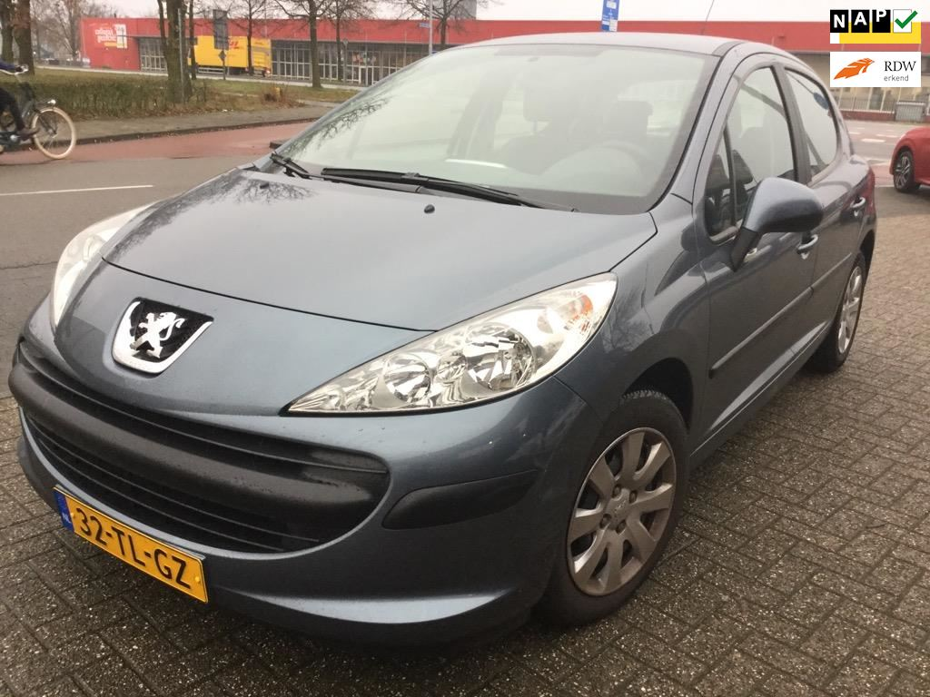 Peugeot 207 occasion - Autohuis Oosterhout