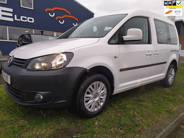 Volkswagen Caddy 1.2 TSI Trendline - Cruise - Parrot - Airco - 5 pers