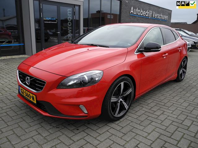 Volvo V40 2.0 D R-Design business