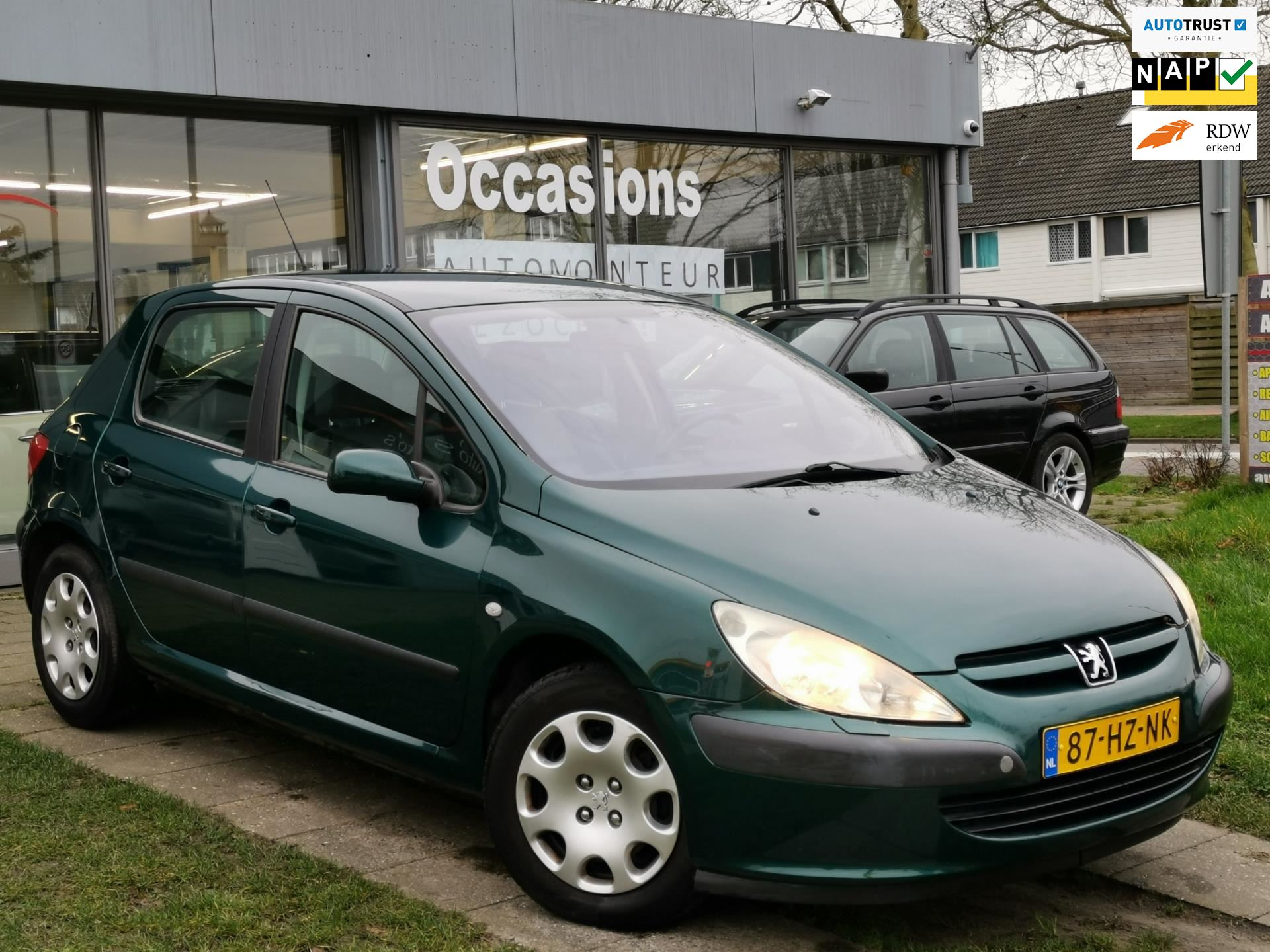 Peugeot 307 occasion - Loyaal Auto's
