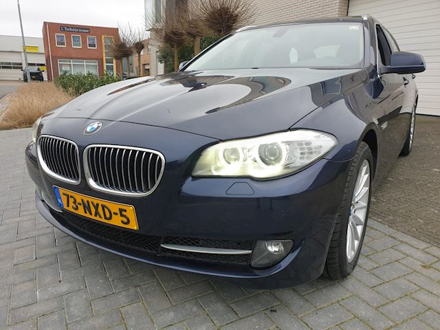 BMW 5-serie Touring 535d High Executive Automaat SportLeder Navi Panodak Nieuwstaat