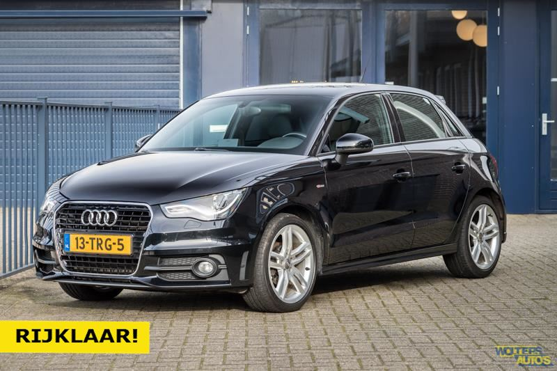 Audi A1 Sportback occasion - Wolters Auto's