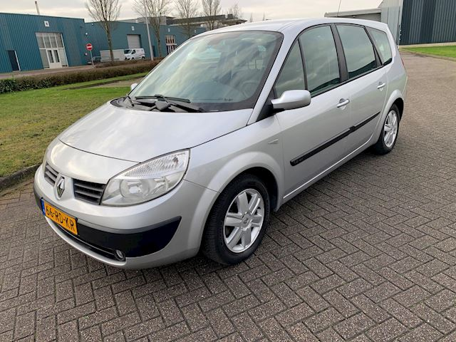 Renault Grand Scnic 1.6-16V Expression Luxe