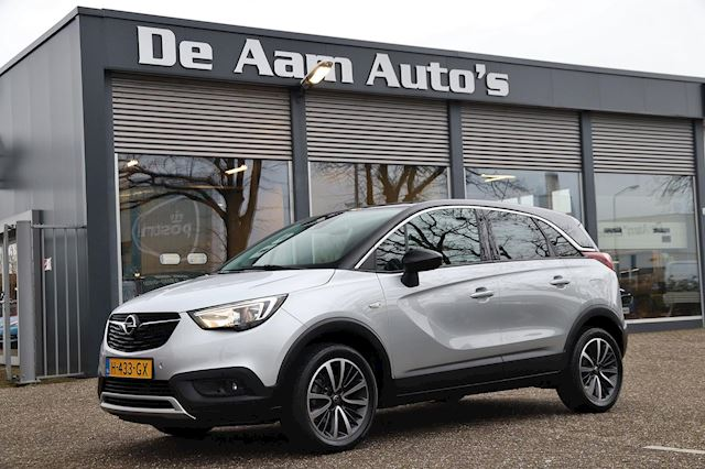 Opel Crossland X 1.2 Turbo Innovation Carplay 110 Pk