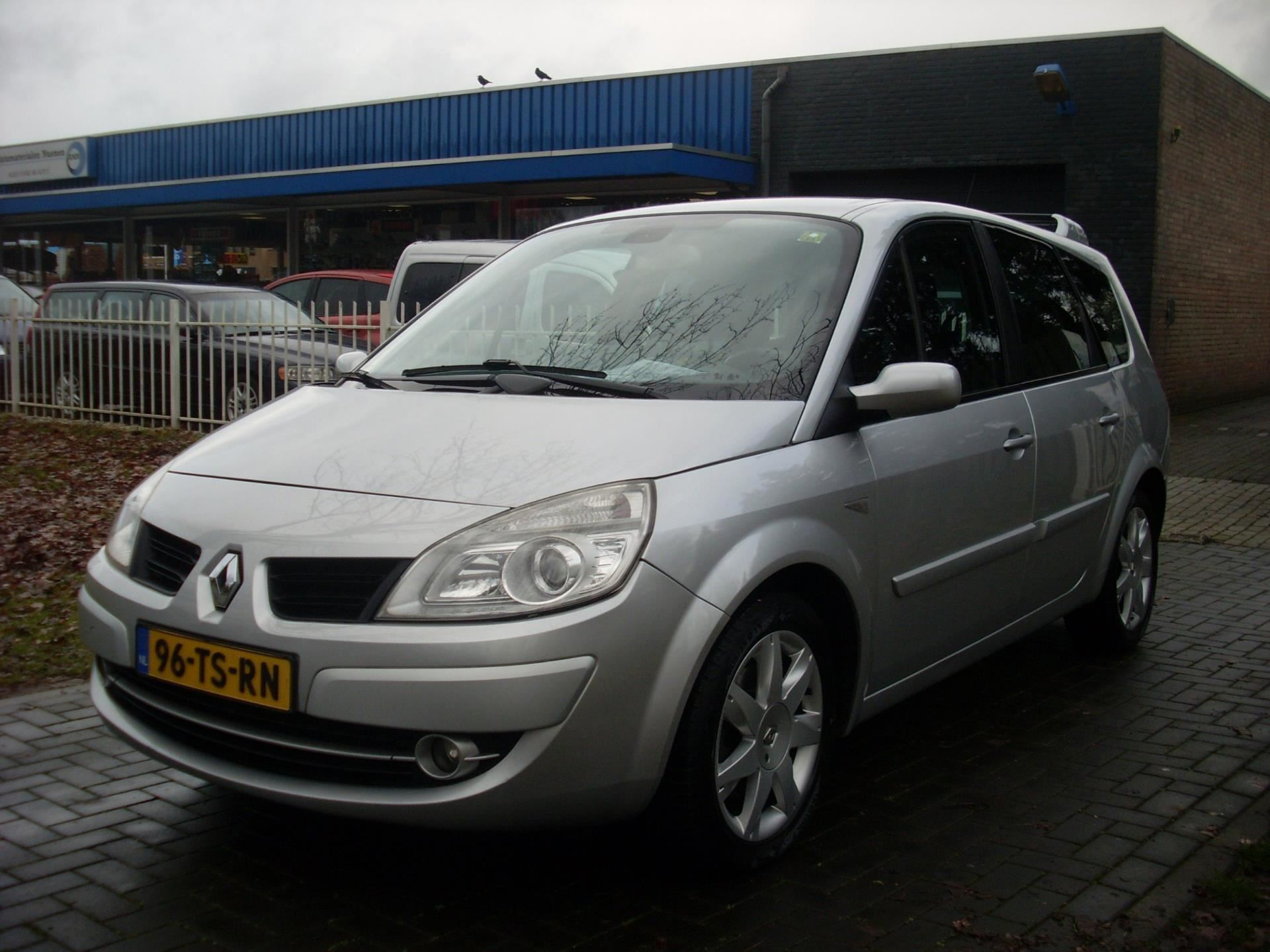 Renault Grand Scénic occasion - Verhoeven Cars