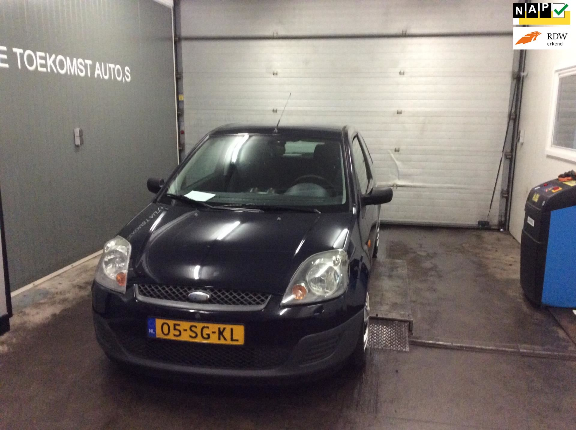 Ford Fiesta occasion - De Toekomst Auto's