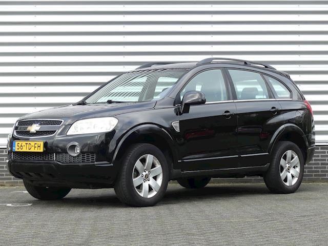 Chevrolet Captiva 2.4 Intro Edition 2WD Leer, Airco, Cruise