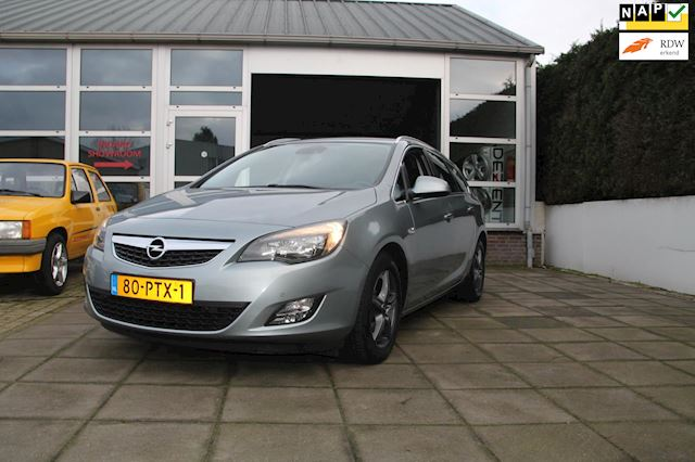 Opel Astra Sports Tourer 1.4 Turbo Sport