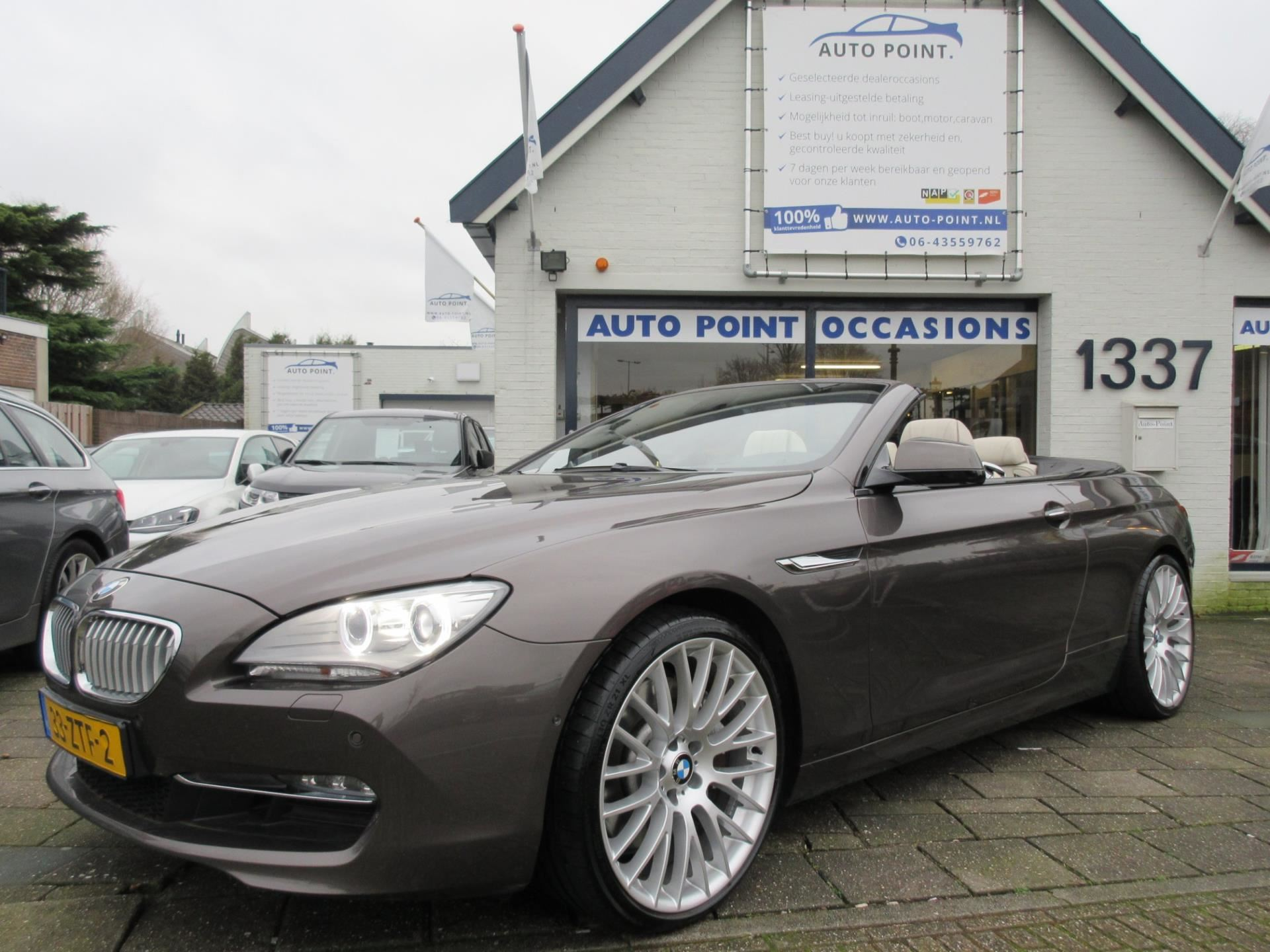BMW 6-serie occasion - Auto Point