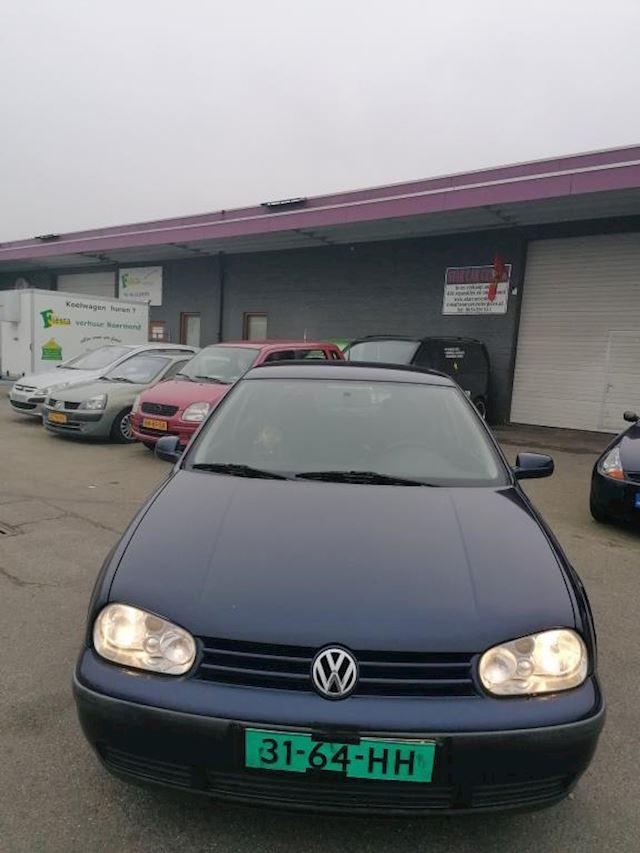 Volkswagen Golf 1.9 TDI Highline